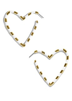 BaubleBar Annaelle Open Heart Earrings