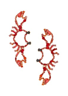 BAUBLEBAR Pacifica Crab Drop Earrings