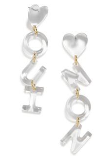 BaubleBar Paris Drop Earrings