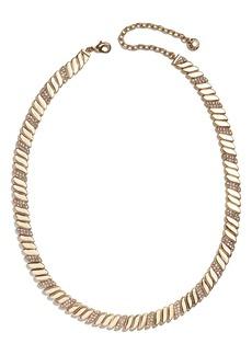 BaubleBar Pavé Collar Necklace