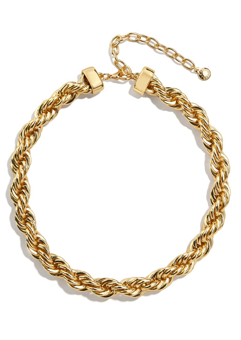 BaubleBar Petra Collar Necklace