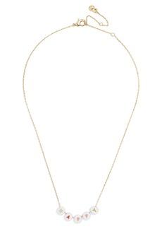 BaubleBar Pisa Happy Pendant Necklace