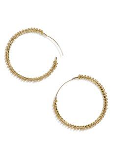 BaubleBar Priscille Hoop Earrings