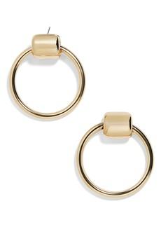 BaubleBar Rayne Hoop Earrings