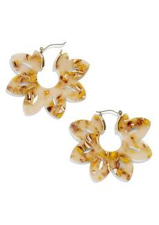 BaubleBar Rita Hoop Earrings