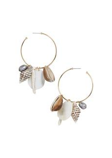 BAUBLEBAR Sardinia Hoop Earrings