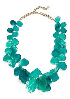 BaubleBar 'Seaglass' Bib Necklace