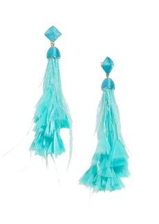 BAUBLEBAR Sesilia Tassel Earrings