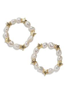 BaubleBar 2-Piece Sofianne Pearl Bracelet Set