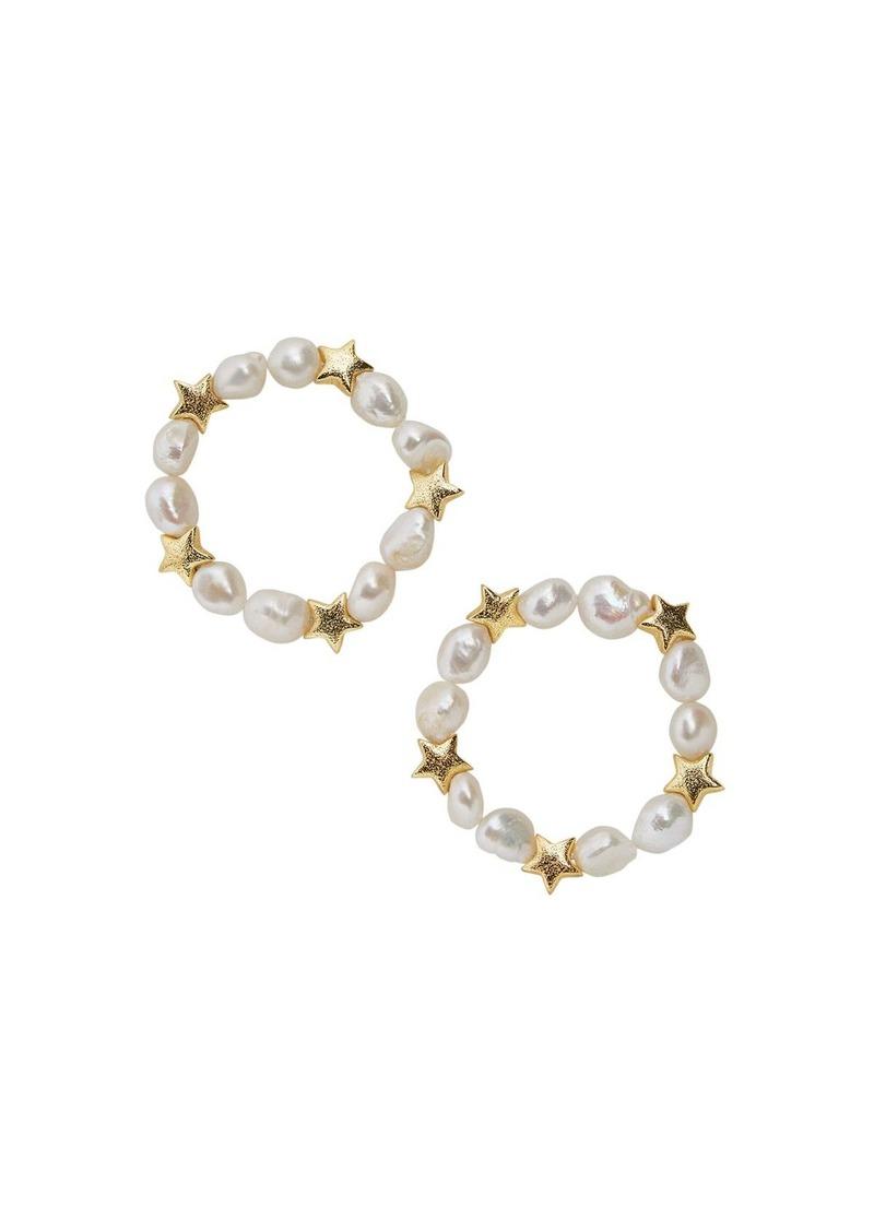 BAUBLEBAR Sofianne Keshi Pearl Bracelets