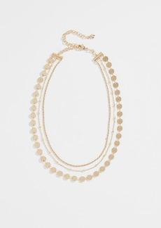 BaubleBar Sophia Layered Choker Necklace