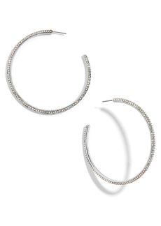 BaubleBar Sophie Hoop Earrings