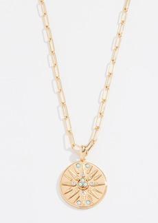 BaubleBar Star Pendant Necklace
