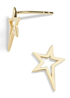 BaubleBar Star Stud Earrings