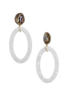 BAUBLEBAR Trisha Loop Drop Earrings