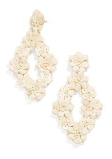 BaubleBar Tulipa Sequin Drop Earrings