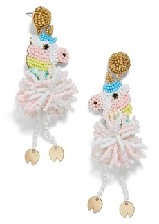 BaubleBar Unicorn Drop Earrings