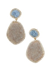 BAUBLEBAR Vina Druzy Drop Earrings
