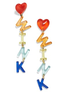 BaubleBar Wink Drop Earrings