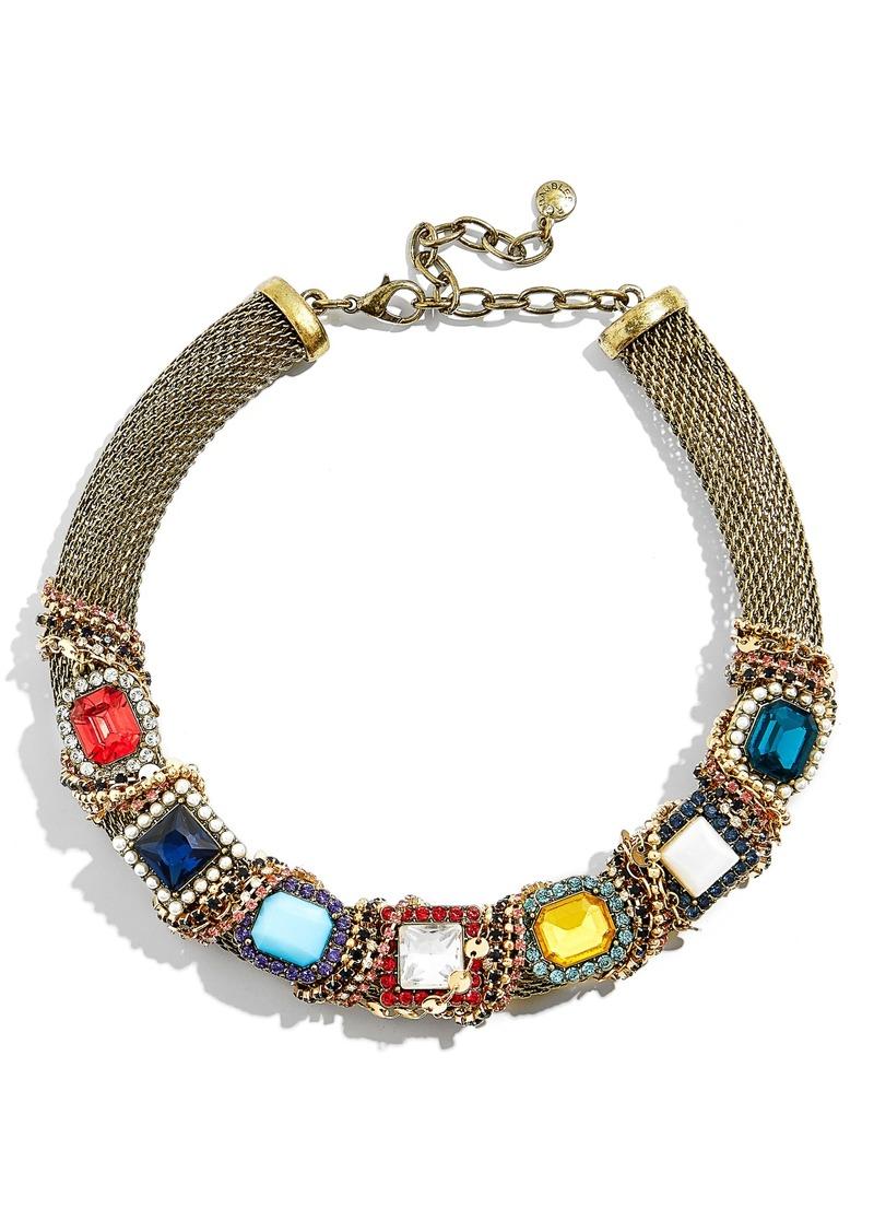 x Micaela Erlanger Backstage Pass Choker Necklace