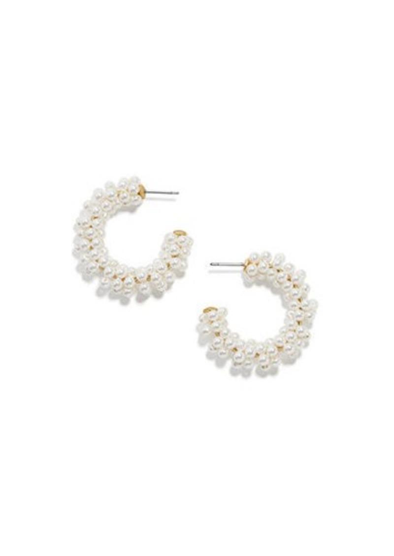 Pacific Hoop Earrings