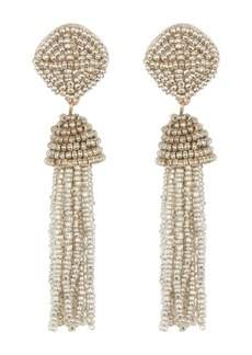 BaubleBar Rubina Tassel Earrings