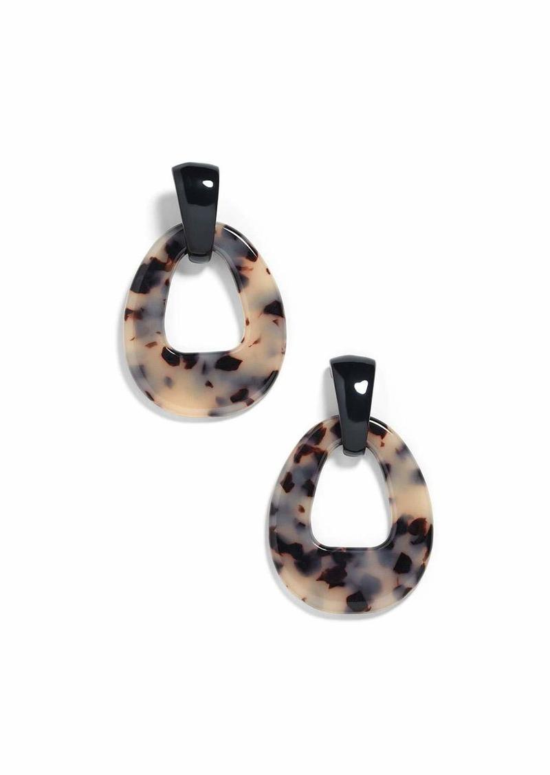 BaubleBar Shailey Hoop Earrings