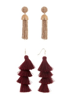 BaubleBar Soiree Earrings Gift Set - Set of 2
