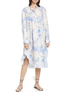 Baum und Pferdgarten Aerionna Long Sleeve Organic Cotton Shirtdress