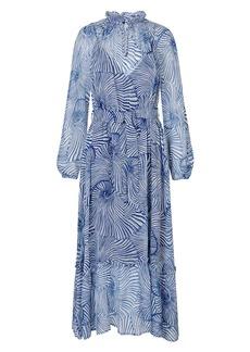Baum und Pferdgarten Antoinette Long Sleeve Midi Dress