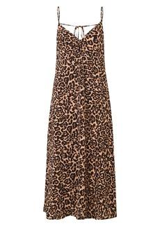 Baum und Pferdgarten Asta Leopard Print Dress