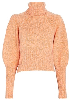 Baum und Pferdgarten Catarina Bishop Sleeve Turtleneck Sweater