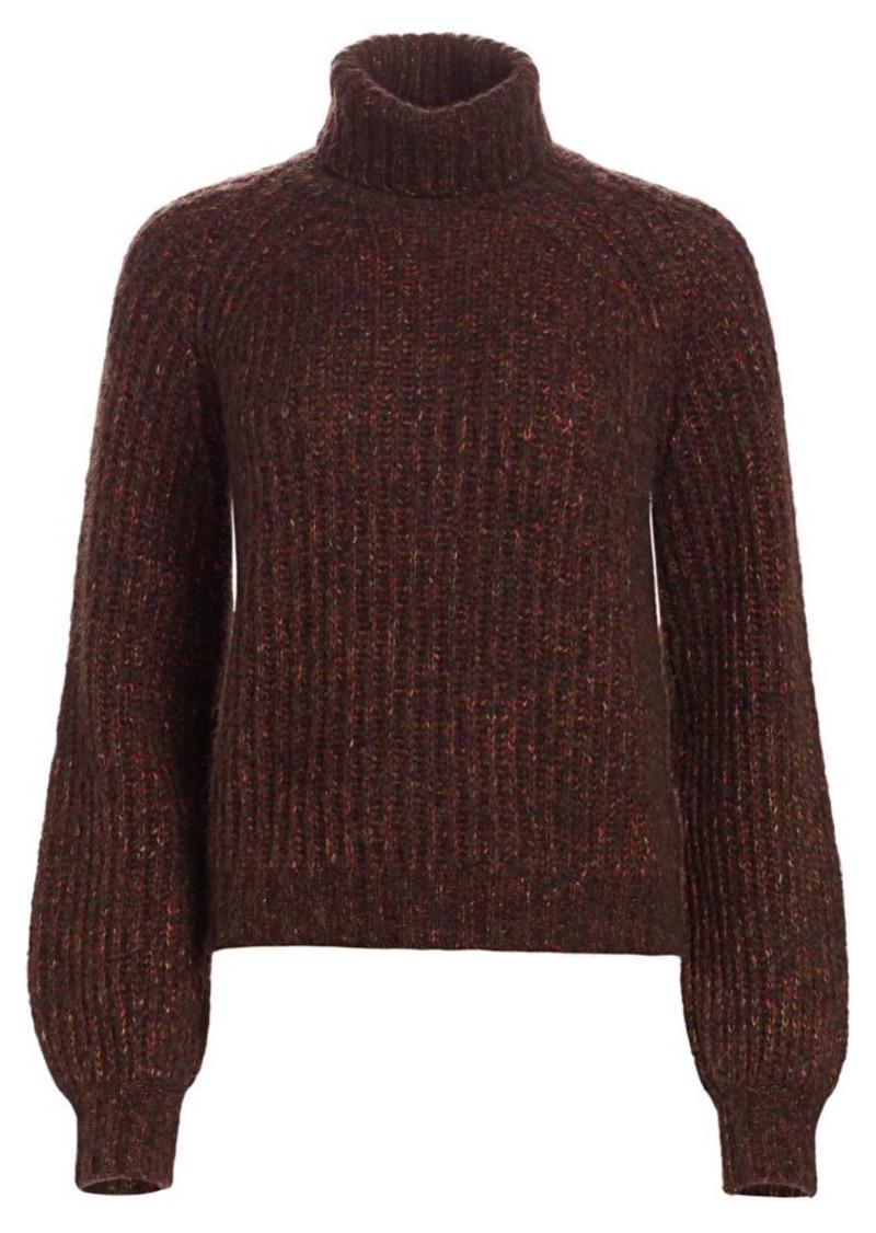 Baum und Pferdgarten Collins Chunky-Knit Turtleneck Sweater