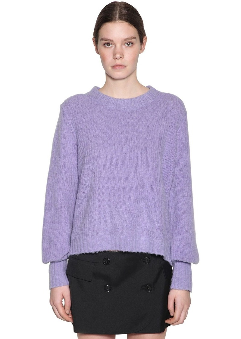 Baum und Pferdgarten Kourtney Wool Blend Knit Sweater