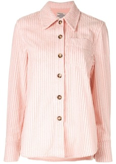 Baum und Pferdgarten long-sleeve oversized shirt