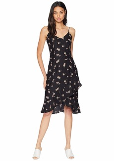 BB Dakota All Eyes On You Floral Print Dress