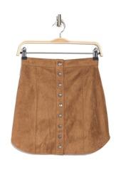 BB Dakota Alright Alright Skirt