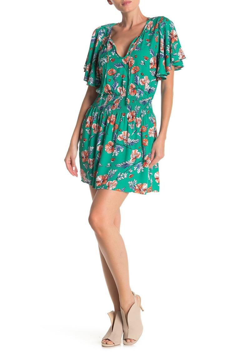 BB Dakota Always Blooming Dress