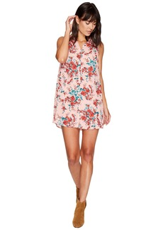 BB Dakota Armand Floral Printed Dress