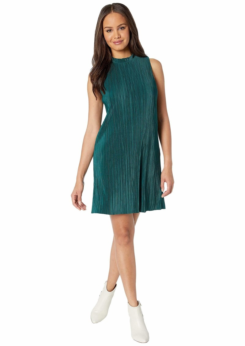 BB Dakota As You Pleats Micro Pleated Knit Dress