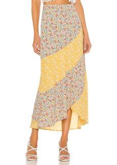 BB Dakota All Mixed Up Skirt