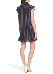 BB Dakota American Pie Stripe Shirtdress