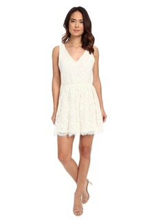 BB Dakota Ariella Scallop Edge Lace Dress