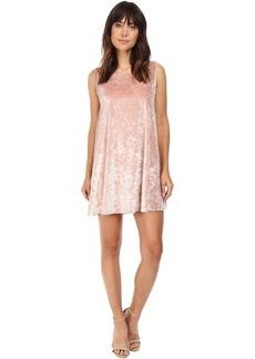 BB Dakota Astell Velvet Shift Dress