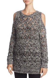 BB DAKOTA Bernette Cold-Shoulder Sweater