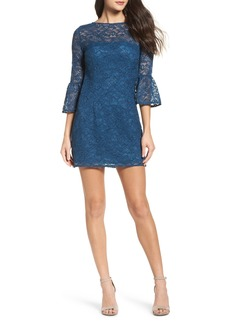 BB Dakota Billie Bell Sleeve Lace Dress