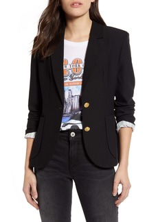 BB Dakota Blaze of Glory Crepe Blazer