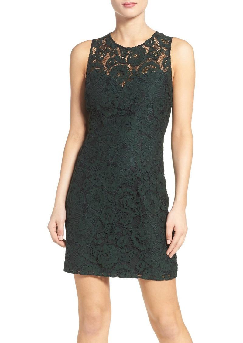 BB Dakota Bobby Fit & Flare Dress