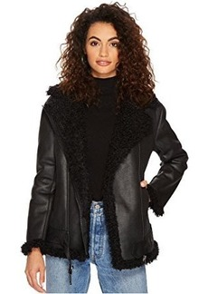 BB Dakota Bosworth Shearling Lined Jacket