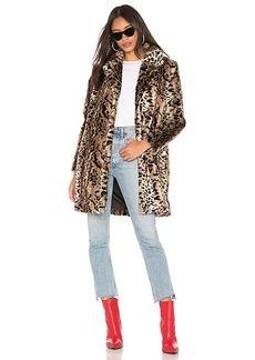 BB Dakota Bradshaw Faux Fur Coat